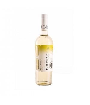 Вино Bolgrad Шардоне біле сухе 0,75 л