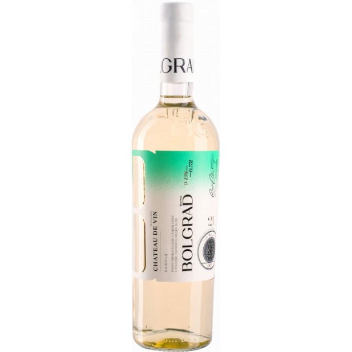 Вино Bolgrad Шато де Він біле напівсолодке 0,75 л