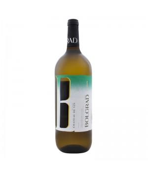 Вино Bolgrad Шато де Він біле напівсолодке 1,5 л