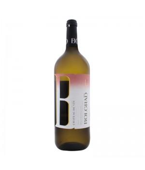 Вино Bolgrad Шато де Він червоне напівсолодке 1,5 л