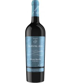 Вино Savalan Alicante Bouchet Reserve червоне сухе 0,75 л
