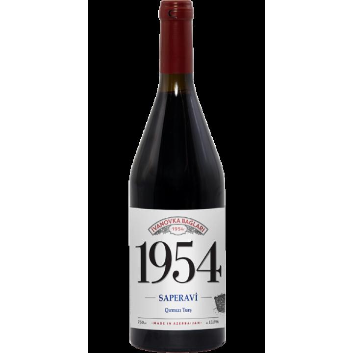 Вино Ivanovka Baglari 1954 Сапераві червоне сухе 0,75 л