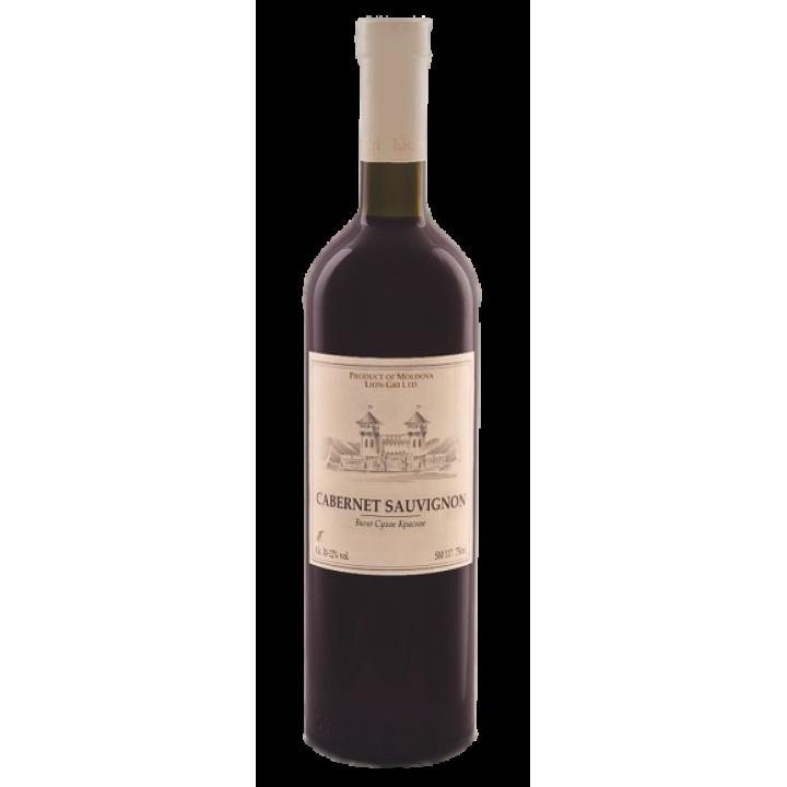 Вино Lion-Gri Cabarnet Sauvignon червоне сухе 0,75 л