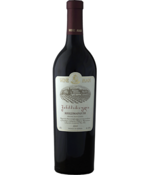 Вино Wine Man Кіндзмараулі червоне напівсолодке 0,75 л