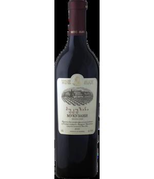 Вино Wine Man Мукузані червоне сухе 0,75 л