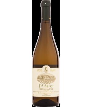 Вино Wine Man Цинандалі біле сухе 0,75 л