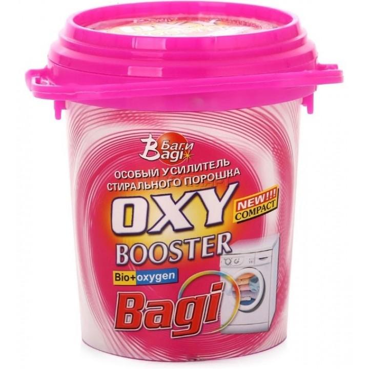 Підсилювач прального порошку Bagi Бустер OXY 500 г