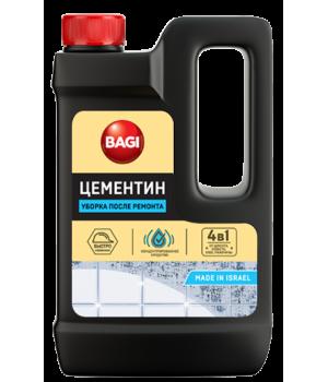 Засіб після ремонтних робіт Bagi Цементин 1 л (7290003395972)