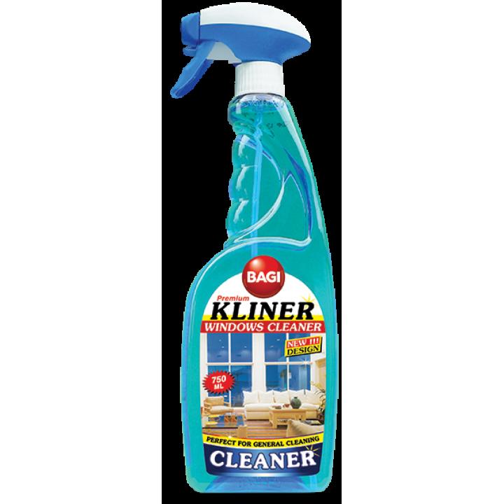 Засіб для миття вікон Bagi Клінер 750 мл (7290003395125)