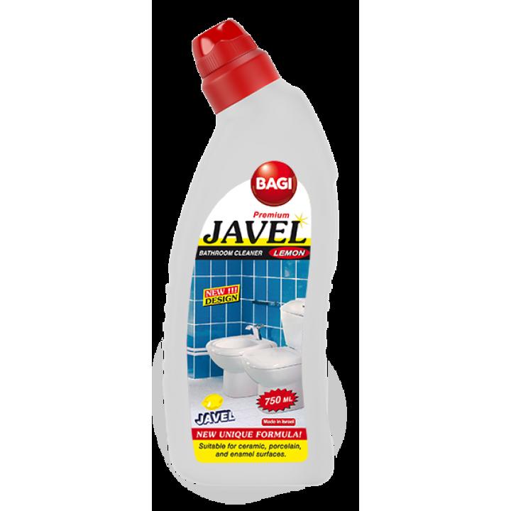 Гель для туалету Bagi Javel Лимон 750 мл (7290003395019)