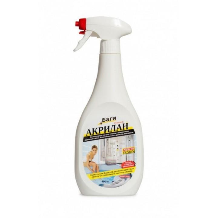 Акрилан Bagi для акрилових ванн 750мл (7290003395590)