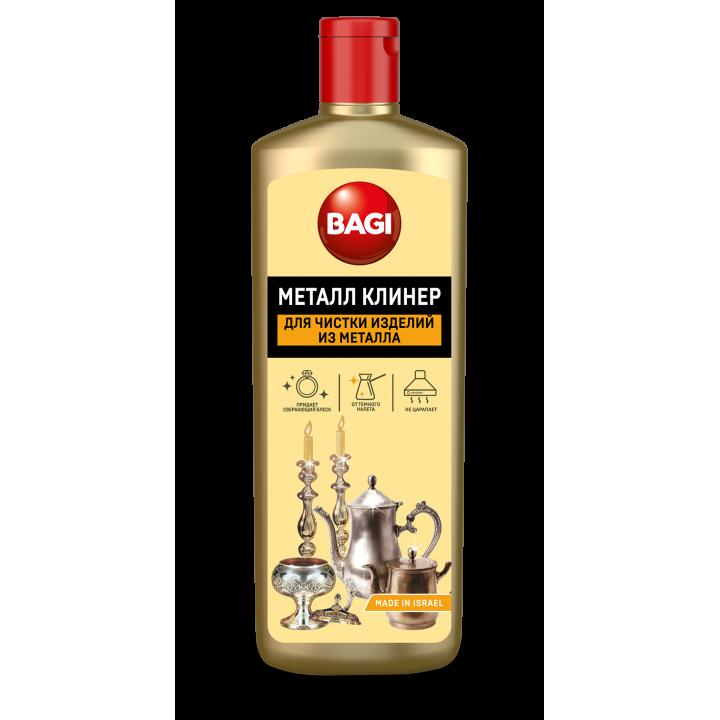 Засіб для чищення виробів з металу Bagi Метал Клінер 350мл (7290003395385)
