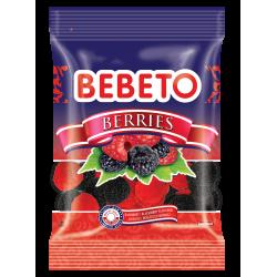 "Цукерки жувальні Bebeto ""Ягоди"" 70 г (8690146053477)"