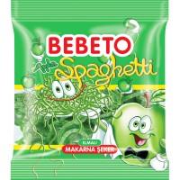 "Цукерки жувальні Bebeto""Спагеті.Яблуко"" 80 г (8690146679615)"
