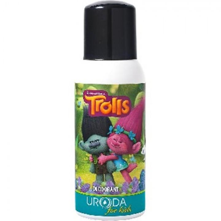 Дезодорант Bi-Es для дітей ТрольБранч(чорний)100мл (5902734840042)
