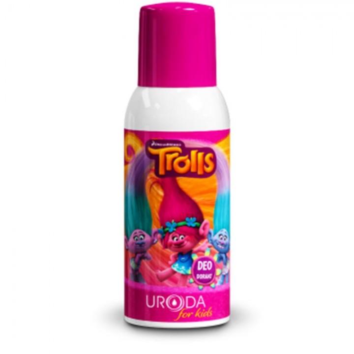 Дезодорант Bi-Es для дітей ТрольПоппі(рожевий) 100мл (5905009049546)