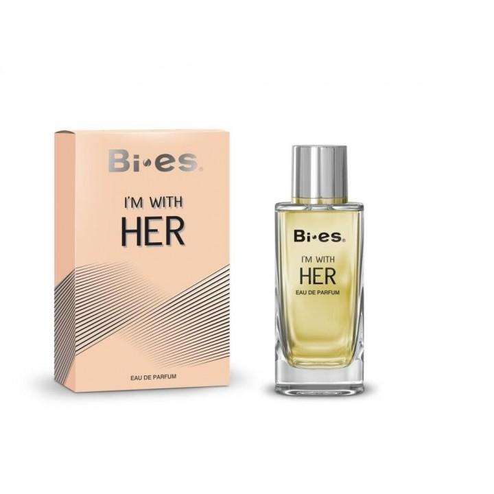 Парфумована вода Bi-Es I'm With Her жіноча 100 мл (5902734841889)
