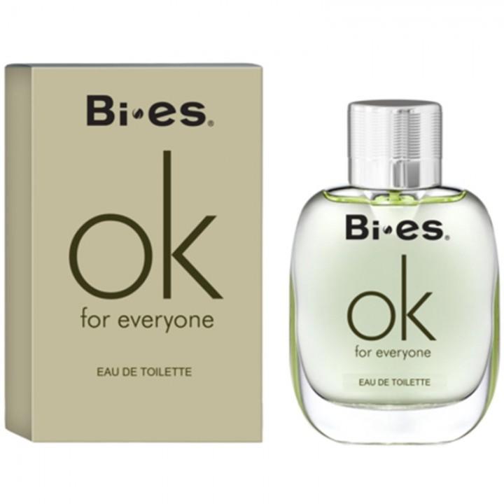 Туалетна вода Bi-Es Ok For Everyone чоловіча 100 мл (5905009043353)