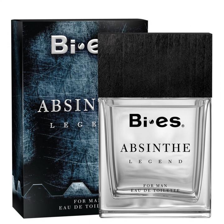 Туалетна вода Bi-Es Absinthe Legend чоловіча 100 мл (5902734840158)