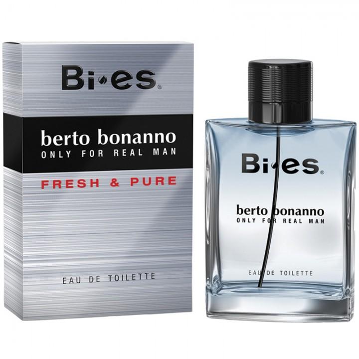 Туалетна вода Bi-Es Berto Bonanno чоловіча 100 мл (5905009042462)
