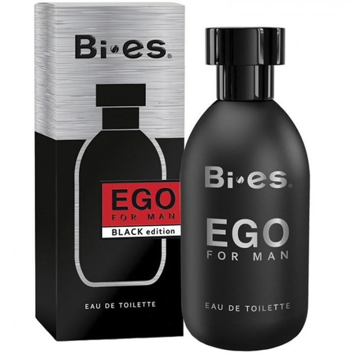 Туалетна вода Bi-Es Ego Black чоловіча 100 мл (5905009043360)
