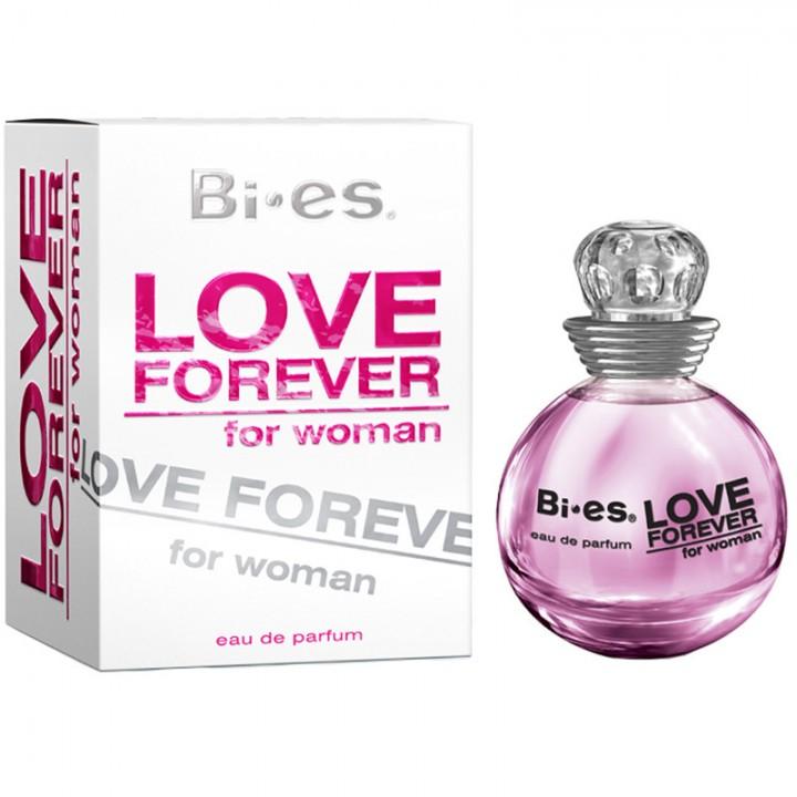 Парфумована вода Bi-Es Love Forever White жіноча 90 мл (5907699480685)