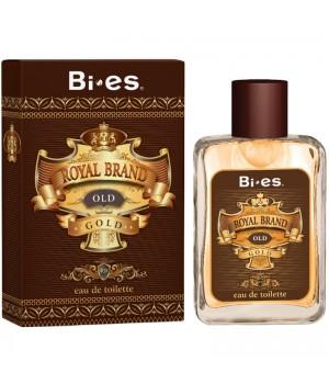 Туалетна вода Bi-Es Royal Brand Gold чоловіча 100 мл (5906513002539)