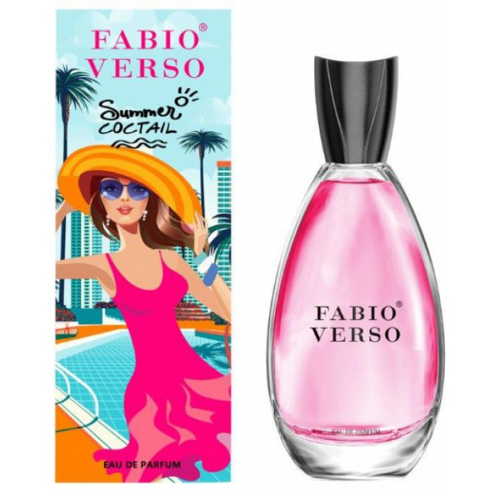 Парфумована вода Bi-Es Fabio Verso Summer Coctail жіноча 100 мл (5907554492334)