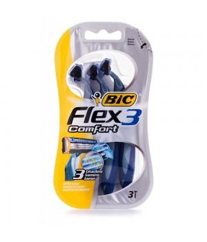 Станок одноразовий BIC Flex Comfort 3 шт.
