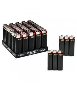 Запальничка BIC J3 Слім Міді чорна (3086120600044)