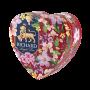 Чай чорний Richard Royal Heart з пелюстками троянд і фруктовим смаком 30 г