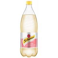 Напій газований Schweppes Рожевий грейпфрут 1л (5449000245236)