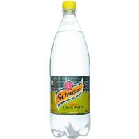 Напій газований Schweppes Indian Tonic 1л  (5449000044808)