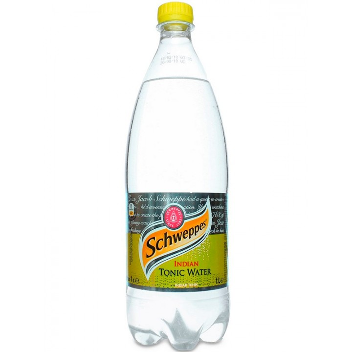 Напій газований Schweppes Indian Tonic 1 л