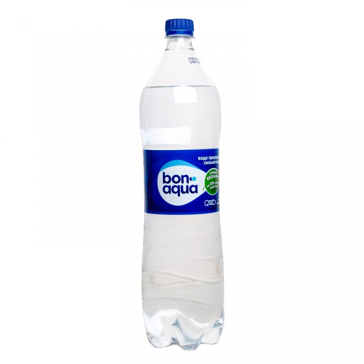 Вода BonAqua газована 1,5л (5449000027757)