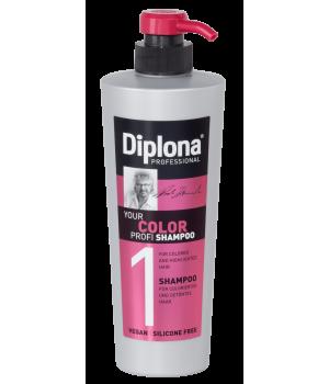 Шампунь Diplona Professional для фарбованого і мелірованого волосся 600 мл (4003583135639)