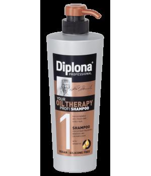 Шампунь Diplona Professional для особливо сухого і кучерявого волосся 600 мл  (4003583179497)
