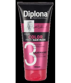 Маска Diplona Professional для фарбованого і мелірованого волосся 200 мл (4003583181483)