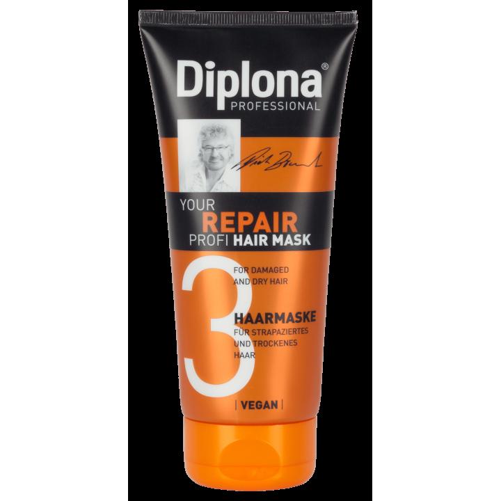 Маска Diplona Professional для сухого і пошкодженого волосся 200 мл (4003583181506)