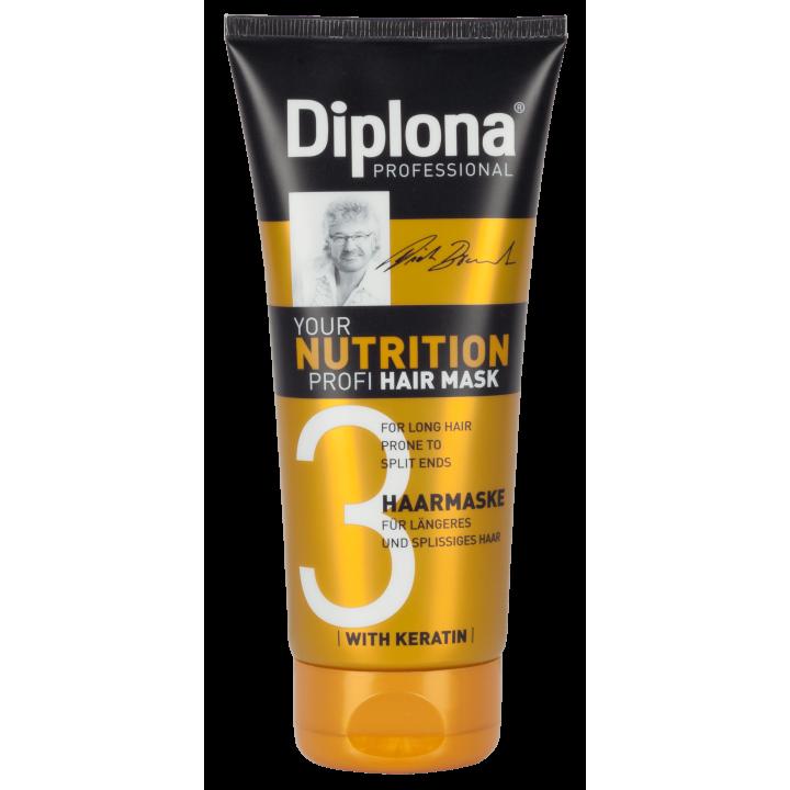 Маска Diplona Professional для довгого і посіченого волосся 200 мл (4003583169368)