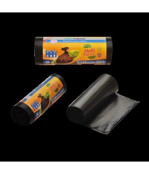 """Пакети для сміття HighFoam """"Чистим-Блистим"""" 120 л / 10 шт. (4820160790223)"""