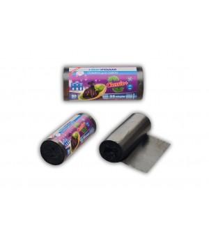 """Пакети для сміття HighFoam """"Чистим-Блистим"""" 35 л / 30 шт. (4820160790179)"""