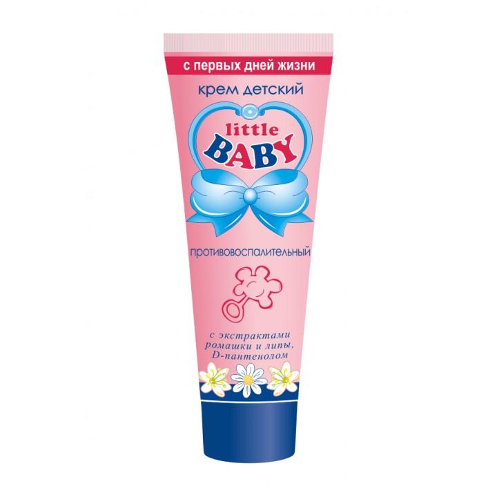 Крем дитячий Little Baby протизапальний 75 г (4820215050371)