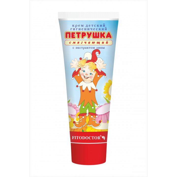 Крем дитячий гігієнічний «Петрушка» 75 г (4820215050524)