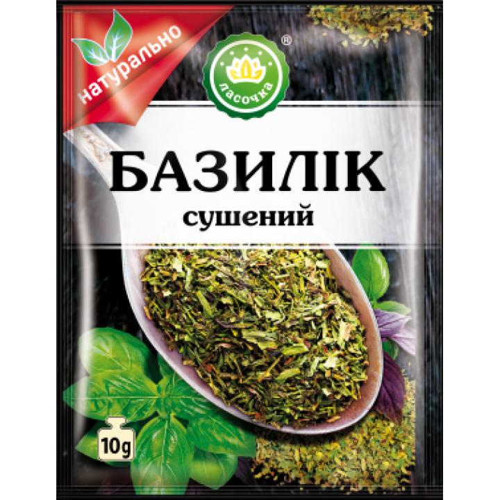 "Базилік сушений ""Ласочка"" 10 г (4820043252046)"