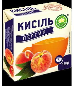"""Кисіль у брикеті """"Ласочка"""" Персик 180 г"""