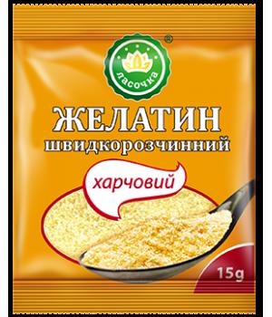 """Желатин харчовий """"Ласочка"""" 15 г (4820043251483)"""