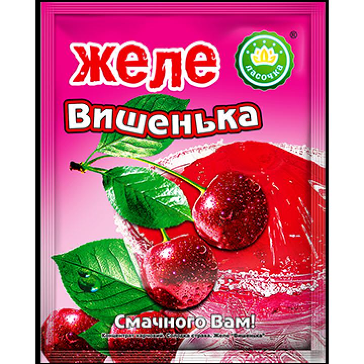 "Желе ""Ласочка"" Вишенька 90 г (4820043250134)"