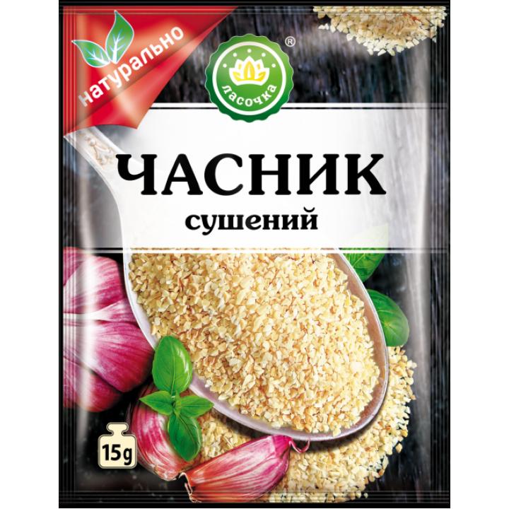 "Часник сушений ""Ласочка"" 15 г (4820043252176)"