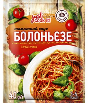 """Соус томатний """"Ласочка"""" Болоньєзе 40 г (4820043253074)"""